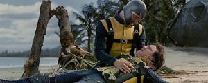 beach-scene-james-mcavoy-and-michael-fassbender-25566630-720-288-x-men-first-class-movie-review