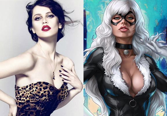Unpacking Sony's New Spider-Man Plans – Everything We Know ... The Amazing Spider Man 3 Black Cat