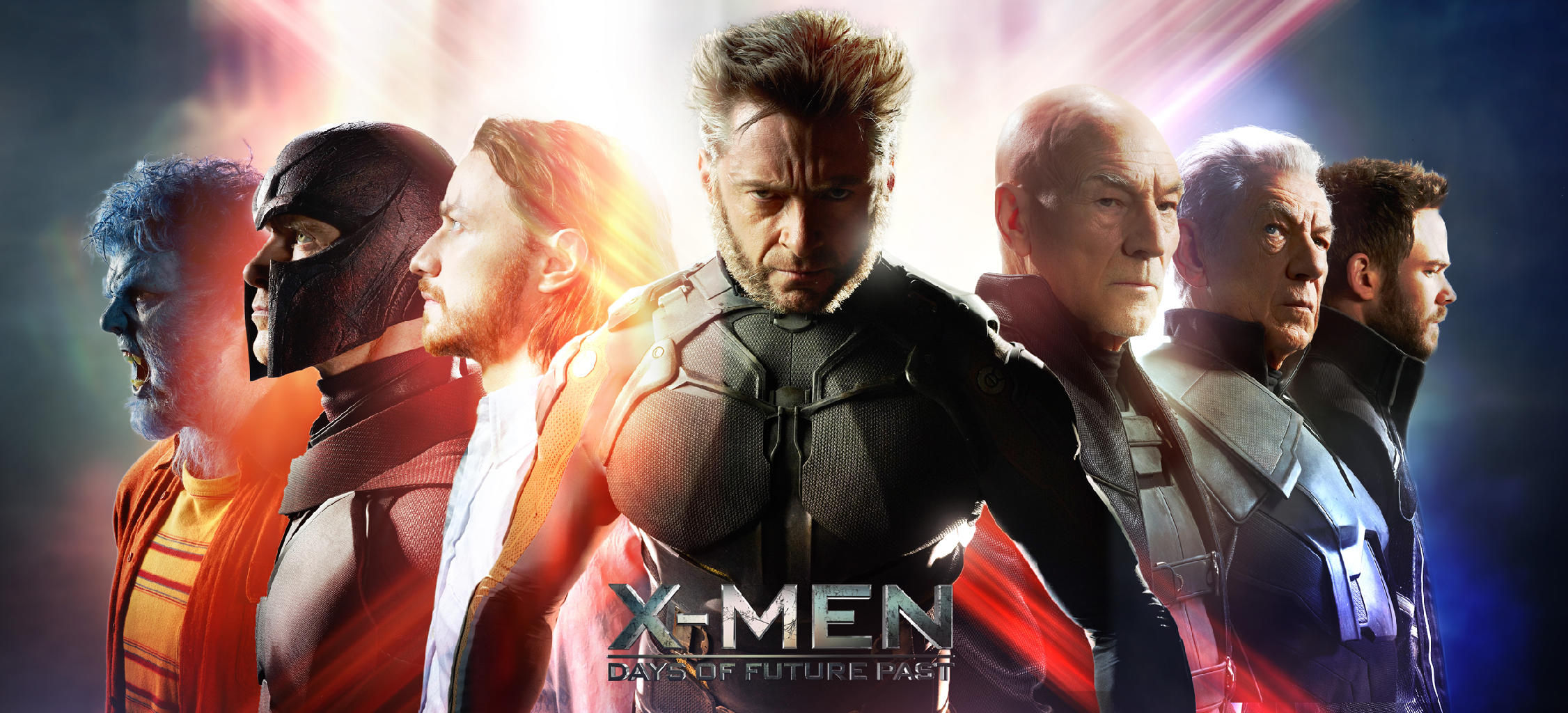X Men Days Of Future Past End Credits