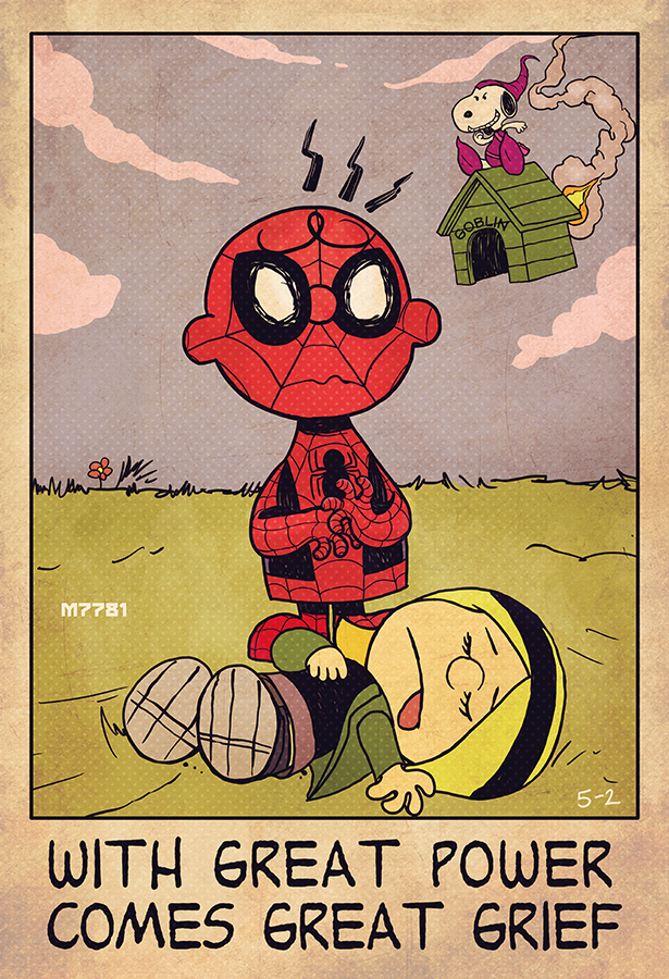 spider_man_x_charlie_brown_by_m7781-d7gttc5