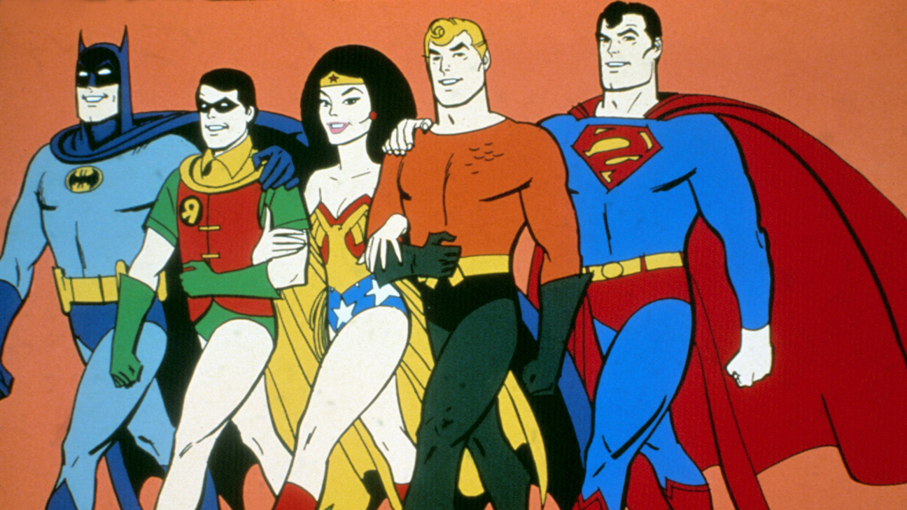 Image result for aquaman super friends