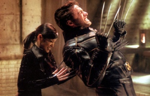 X2 Deathstrike fight