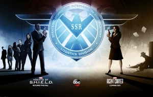 Agent Carter Agents Shield