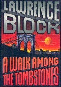 blcok, lawrence a walk among the tombstones hard cover