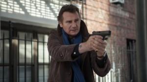 Liam Neeson Gun Tombstones