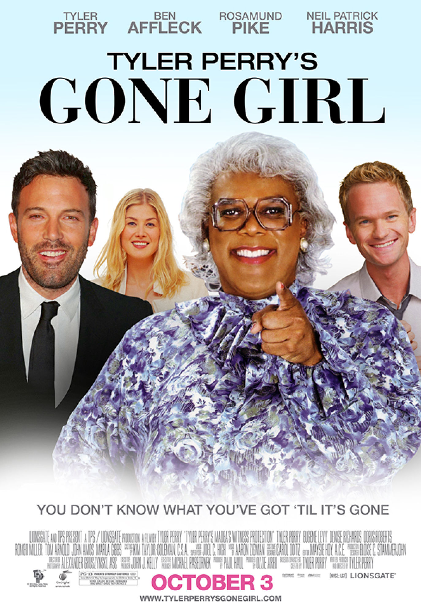 this is how tyler �madea� perry ended up in gone girl � we