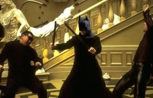 Matrix Batman