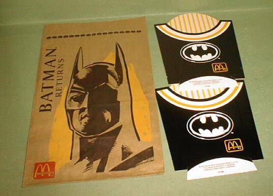 Batman 75 How Batman Returns Pissed Off Mcdonald S Amp Cost