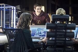 Flash Arrow Smile 2