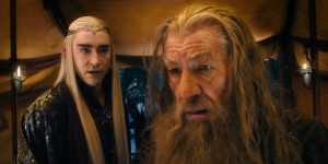 Gandalf-Thranduill-The-Hobbit