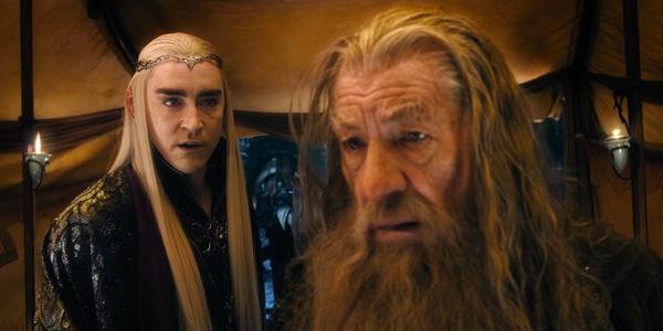 Gandalf-Thranduill-The-Hobbit