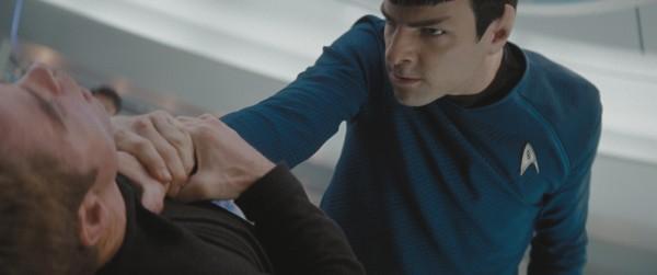 Spock Nerve Pinch