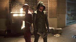 The Flash Arrow