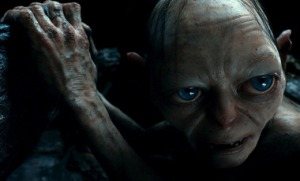 GOllum Unexpected Journey