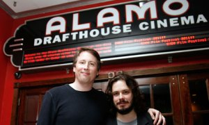 Joe Cornish and Edgar Wright at SXSW in 2011