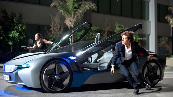 Mission Impossible 5 Car Mission Impossible 5