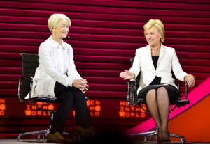 The 2015 Women In The World Summit,  Lincoln Center, New York City; 4/23/2015