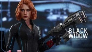 Black Widow Toy