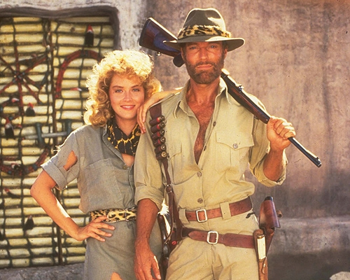 �the trouble with her is the noise� indiana jones and the