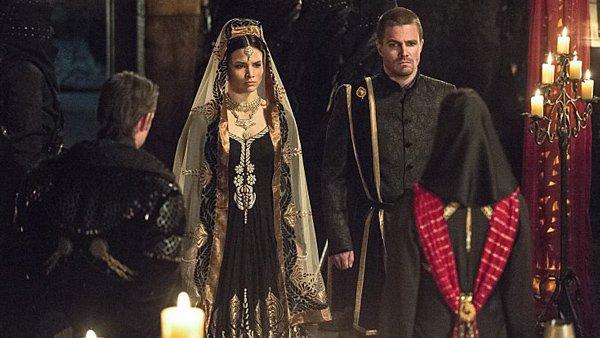 Arrow This Is Your Sword Wedding