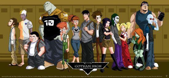 Gotham-High