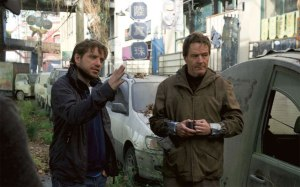 godzilla-gareth-edwards-bryan-cranston-set-photo