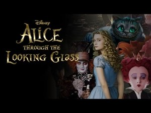 Alice Wonderland Through Looking Glass