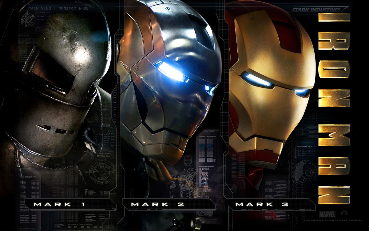 How Marvel Studios Picked Iron Man to Be Its First Self-Produced Movie