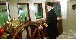 Titanic Captain Going Down With Ship
