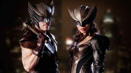 Hawkman Hakwgirl Legends of TOmorrow
