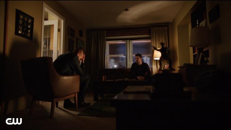 Arrow Beyond Redemption Emmy Please