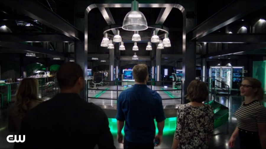 Arrow Beyond Redemption Lair