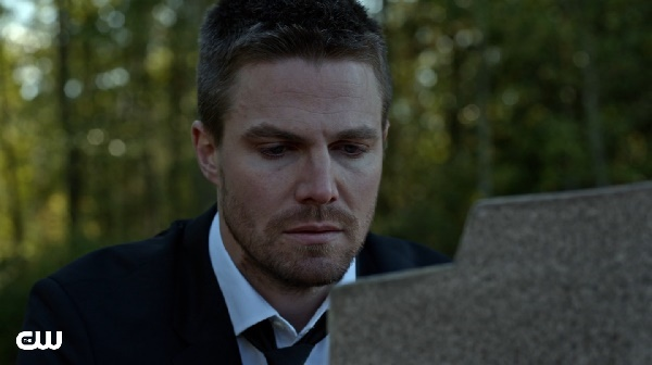 Arrow Sad Eyes McGee