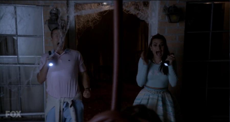 Scream Queens Halloween Reaction1