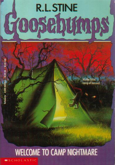Remembering Amp Recreating 8 Classic Goosebumps Book Covers