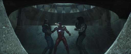 Cap Civil War 2 on 1