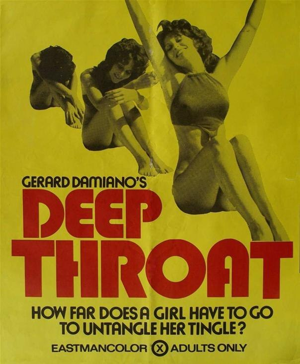 deep throat 1972 bluray