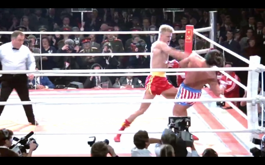 Rocky IV Phantom Punches
