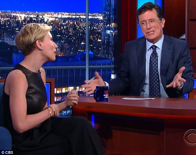 2C228F0300000578-3228965-_Stop_it_Scarlett_Johansson_criticised_Stephen_Colbert_s_rapid_f-a-1_1441871967413
