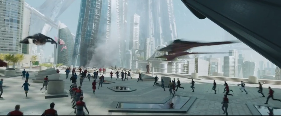Star Trek Beyond SF