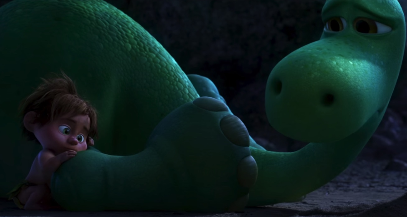 Triceratops The Good Dinosaur: Review: The Good Dinosaur & The Baggage We Bring To Pixar