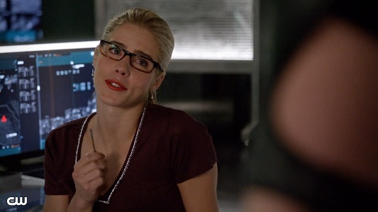 Arrow Code Felicity