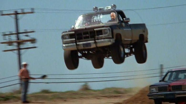 Fall Guy truck
