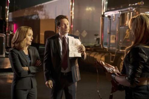 Mulder Scully Were Monster