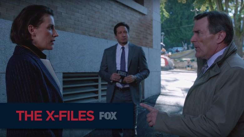 X-Files Home Again