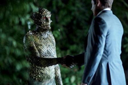 X-Files Were-Lizard