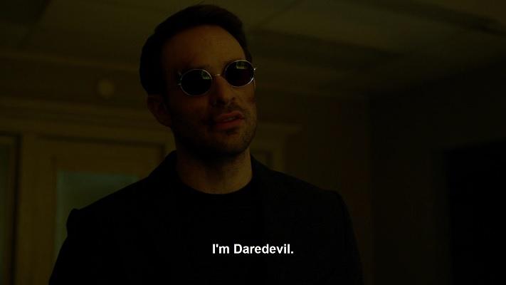 Daredevil Cold Daredevil