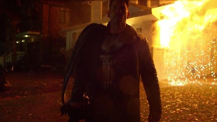 Daredevil Cold Punisher