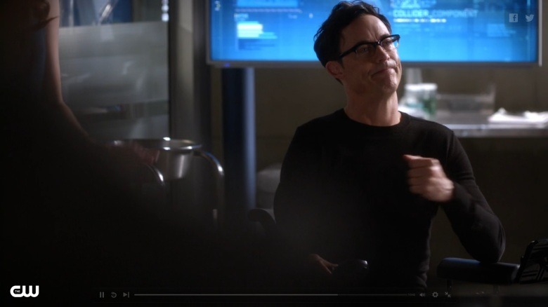 Flash Wells Thawne Time You're From