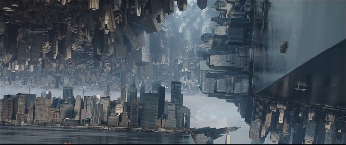 Doctor Strange Inception Moment